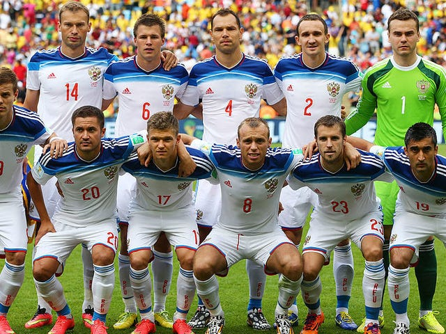 Report: FIFA Is Investigating The Entire Russian World Cup Team For Doping