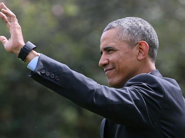 Obama anuncia visita a Flint, Michigan, en una carta a una niña de 8 años