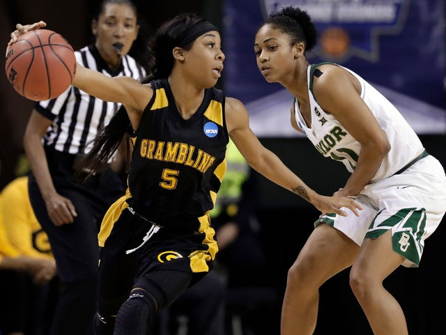 Grambling State's Shakyla Hill Somehow Records Second Career Quadruple-Double