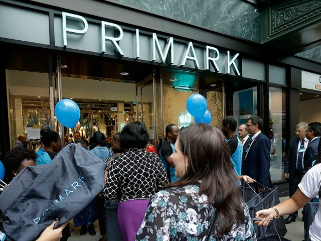 European Fast Fashion Chain Primark Is Expanding in America