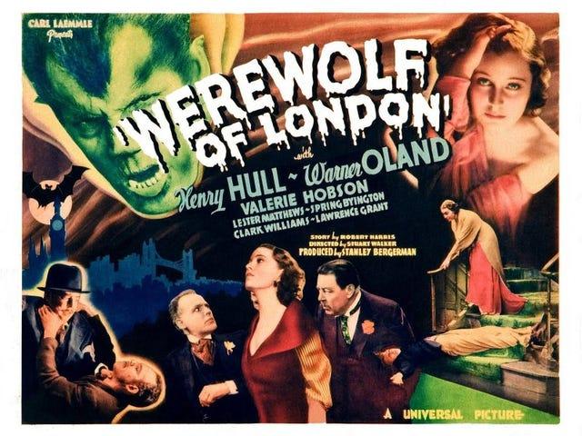 Svengoolie: Werewolf of London (1935)
