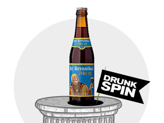 Lahat ng Hail St. Bernardus Abt 12, A Trophy Beer For The Sane, Common Man
