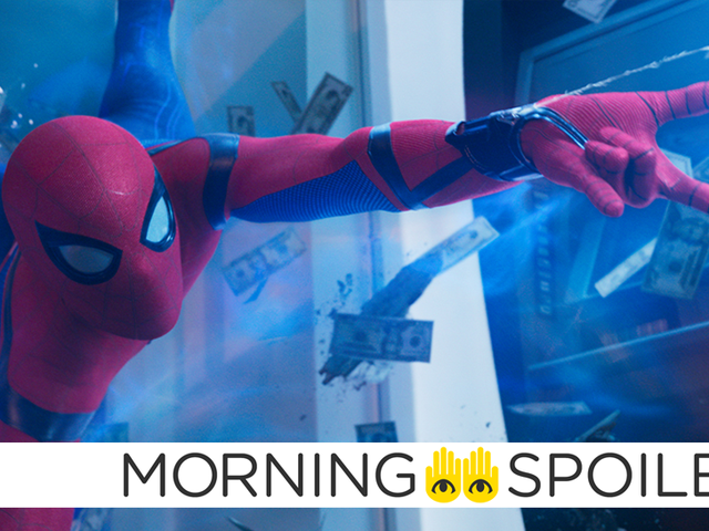 Spider-Man: Far From HomeSet Pictures Seemingly Confirm a Major Comics Villain