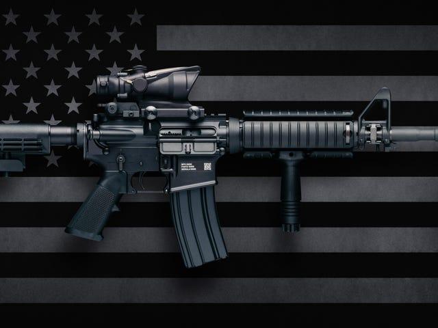 Kanske kan Amerika lösa sitt pistolproblem genom att använda vår mest överflödiga naturresurs - rasism