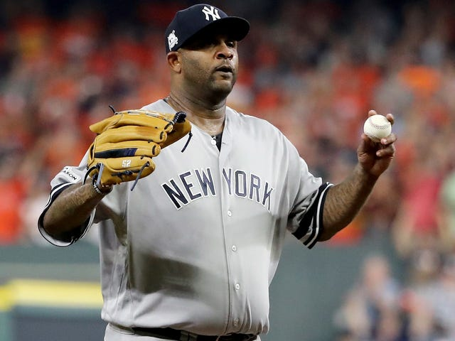 """CC Sabathia Returning To Yankees To Complete """"Unfinished Business"""""""