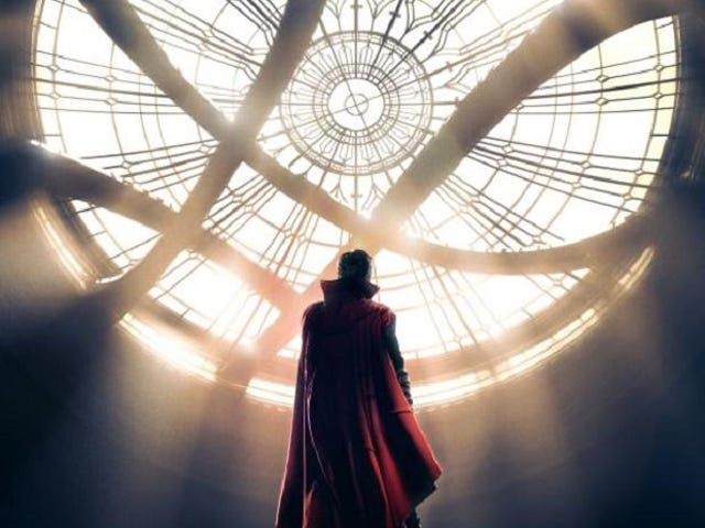 Open your mind to the newest Doctor StrangeTrailer