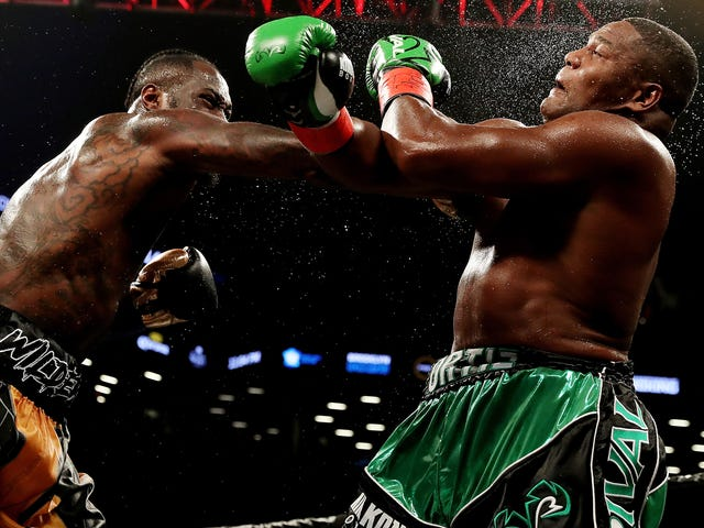 Deontay Wilder Vs. Luis Ortiz: The Things I Take Back