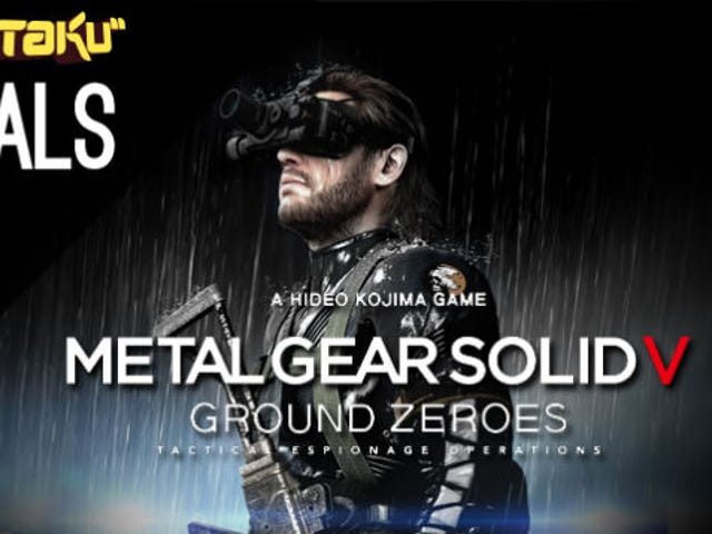 Metal Gear: Ground Zeroes, 2DS, Logitech G930, Tales of Xillia 2 CE