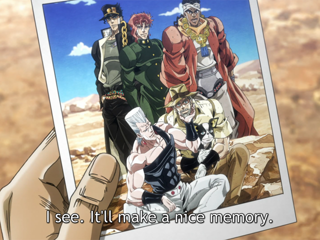 How JoJo's Bizarre Adventure Helped Me Through One of The Hardest Times In My Life