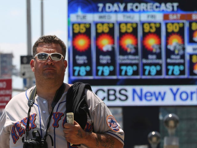 Americans Increasingly Aware of Climate Change, Media Clueless