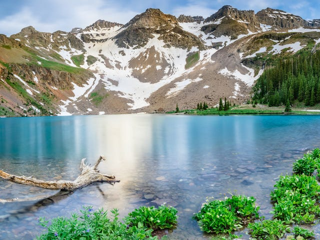 Blue Lakes. Colorado, USA. By Theo Wecker | Official Site