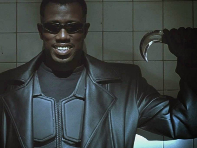 Wesley Snipes Has Been Talking About Those 'New' Blade Projects for a While Now
