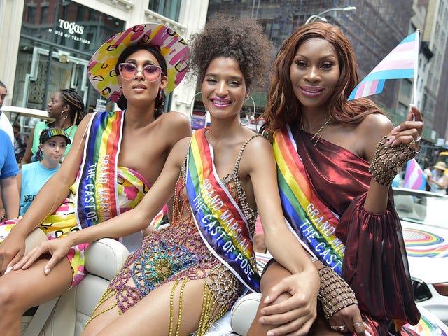 So viel, worauf man stolz sein kann: In New York fand 2019 eine mit Stars geschmückte Feier zum World Pride statt