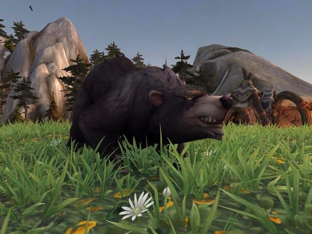 Old World Of Warcraft Glitch đã tạo ra một con gấu tử thần tức thì đáng sợ