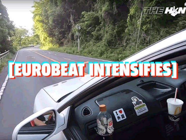 This Subaru WRX Plays Initial D Eurobeat Music When You Step on the Gas