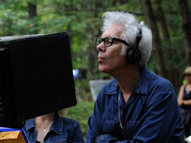 Jim Jarmusch, who just made a zombie movie, isn't that into zombie movies