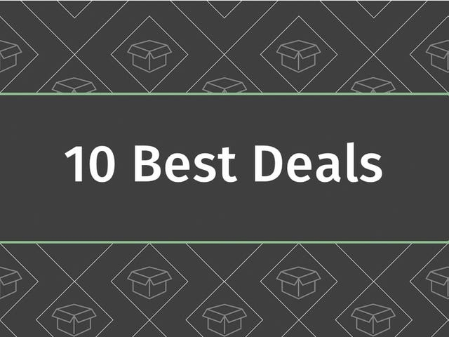 The 10 Best Deals of May 18, 2018