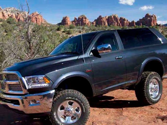 Jeep Truck? No, Truck Jeep!