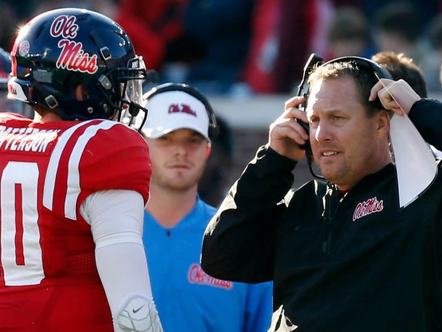 Report: Shea Patterson Blasts Hugh Freeze, Ole Miss For Lying To Players About NCAA Woes, Blocking Transfer