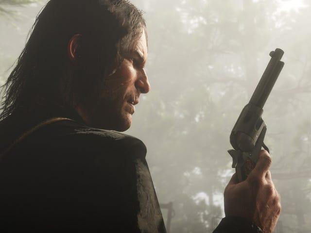 Αγαπώ την Red Dead Εξαγορά, αλλά δεν θέλω ξανά να δω τον John Marston