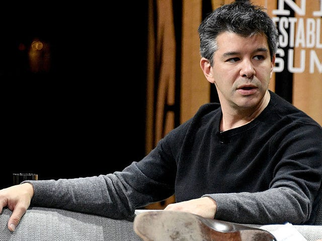 Uber Board to Vote on Stripping Travis Kalanick's Power