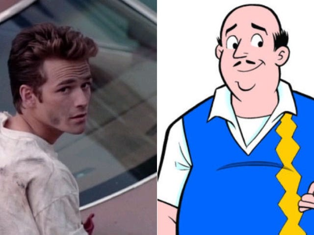 The Beautiful Dylan McKay Will Play Archie's Dad in the CW's Riverdale