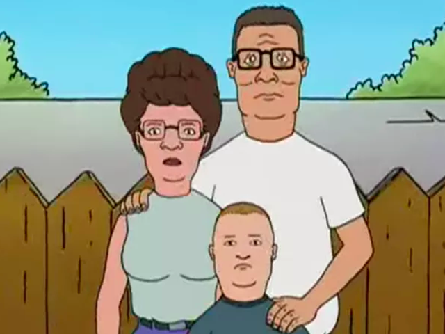 Dang, Bobby: King Of The Hill su Comedy Central ora