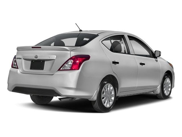 About a month ago, someone stole the Nissan badge off my Versa
