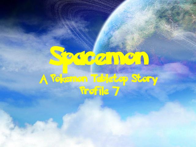 Spacemon - Profile 7: The Pilgrim