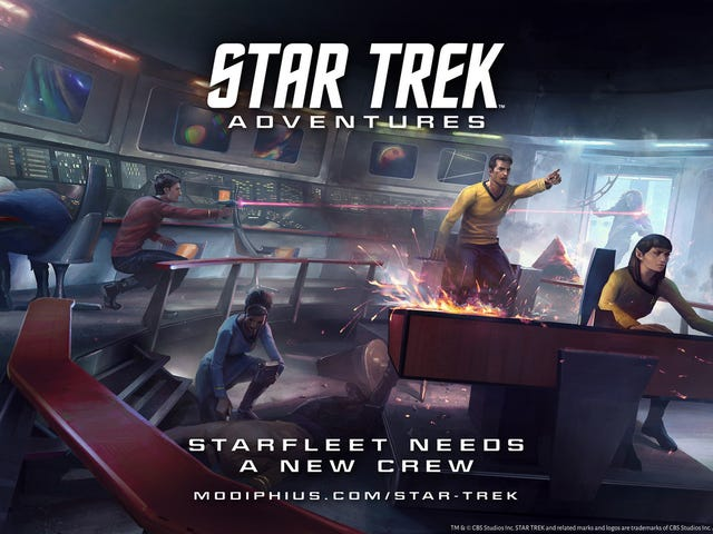 Tabletop Gaming, the Final Frontier