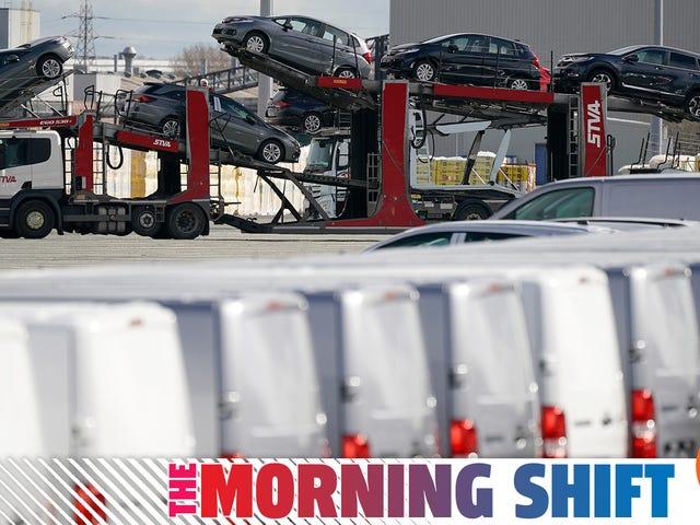 Bilföretag kan förvänta sig att förlora minst 100 miljarder dollar