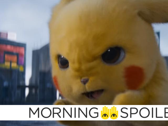Opdateringer fra Detective Pikachu , Godzilla: King of the Monsters og Mere