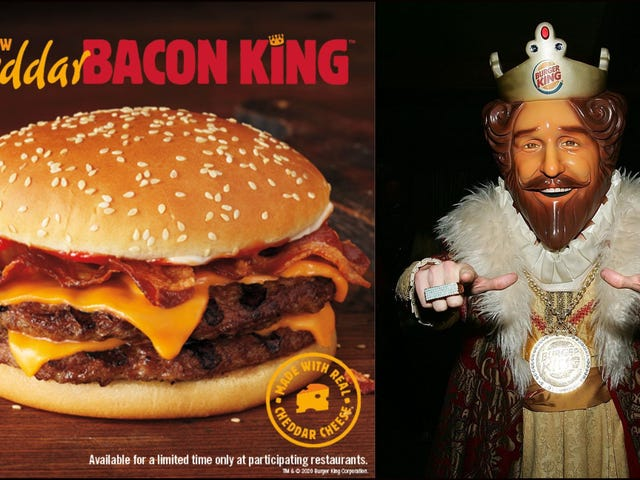 Burger King releases—wait for it—a new burger