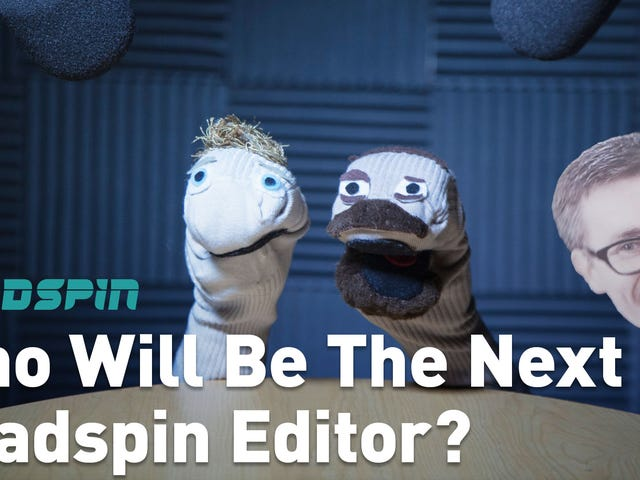 Who Will Be The Next Deadspin Editor?