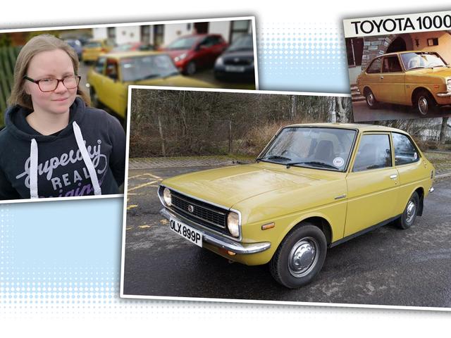 Toyota Tua Yang Cantik Ini Dipulihkan Oleh Seorang Anak Mulai Saat Dia Berumur 12