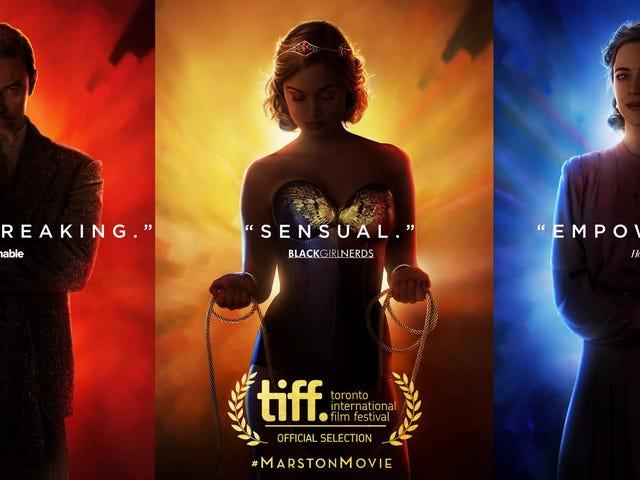 Midnight Movie: Professor Marston and the Wonder Women