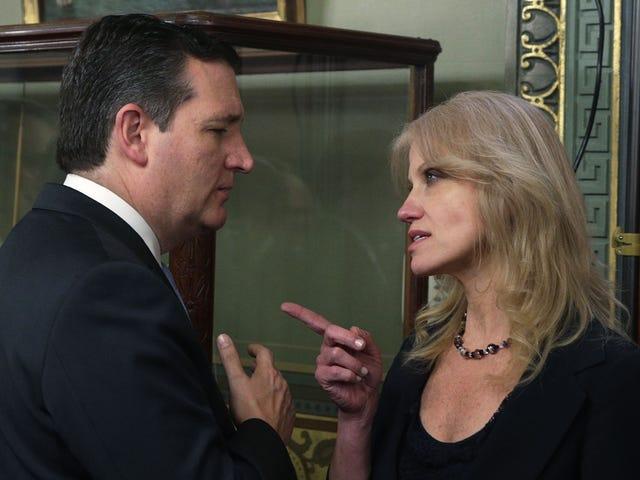 Is Ted Cruz Psychic or Nah?