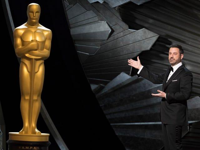 Oczywiście ABC było za dużymi, głupimi nowymi zmianami w Oskarach