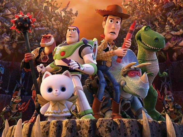 Pixar không có thêm phần kế hoạch nào sau năm 2019