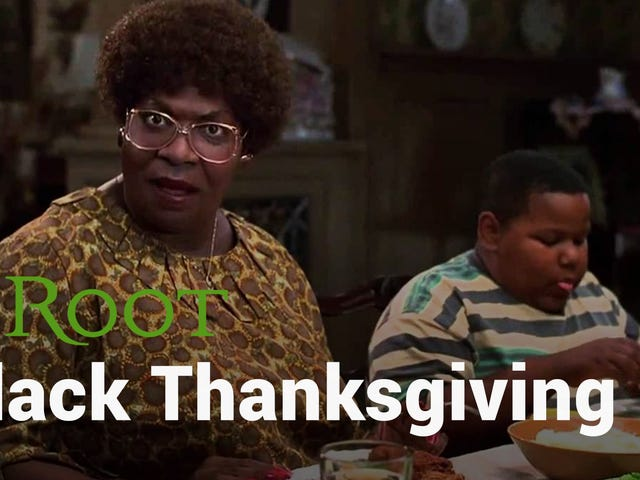Judge of Characters: Thanksgiving While Black