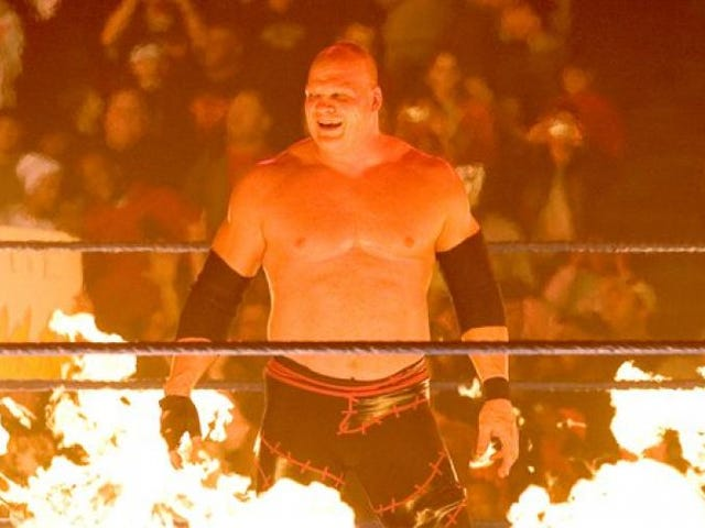Kane Is Back In The Mix In WWE...While Running For Mayor At Home
