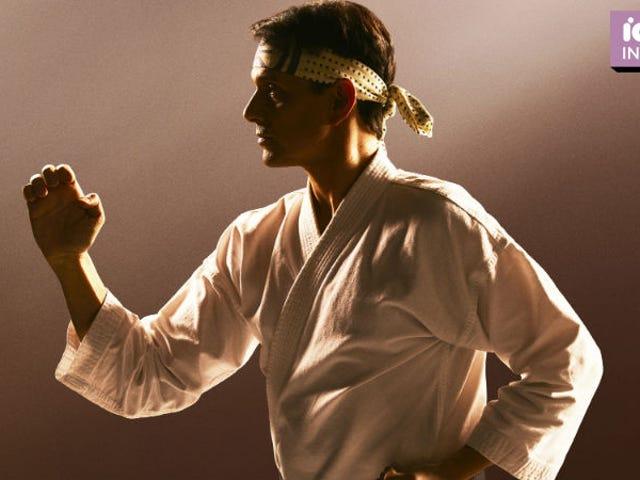 We Talked <i>Cobra Kai </i>Season 2 Spoilers With the <i>Karate Kid </i>Himself, Ralph Macchio