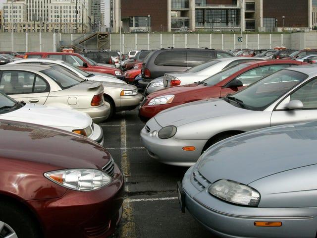 В этом маленьком городке в Огайо таинственная сила блокировала ключи от машины