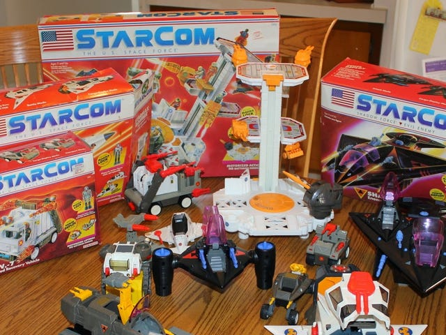 Open Channel: What Childhood Toy Do You Wish You Still Had?