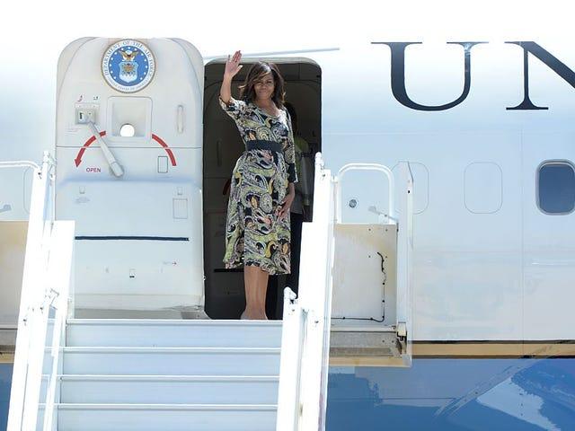 Michelle, Malia και Sasha Obama στυλ-Slay στο Μαρόκο