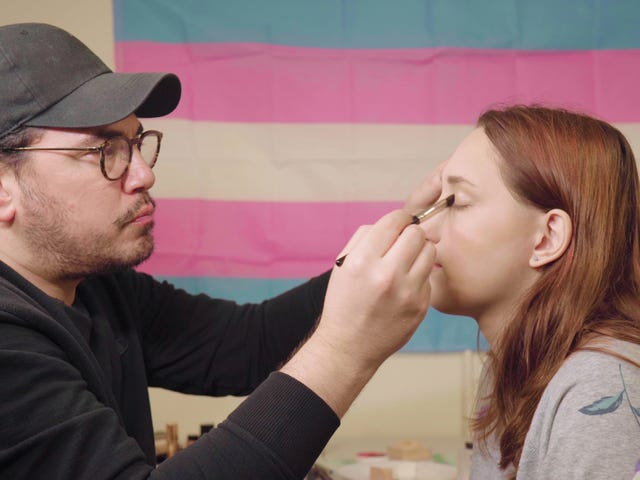Inside New York's Trans Beauty Clinic, Which Helps Attendees Achieve Their Ideal Look