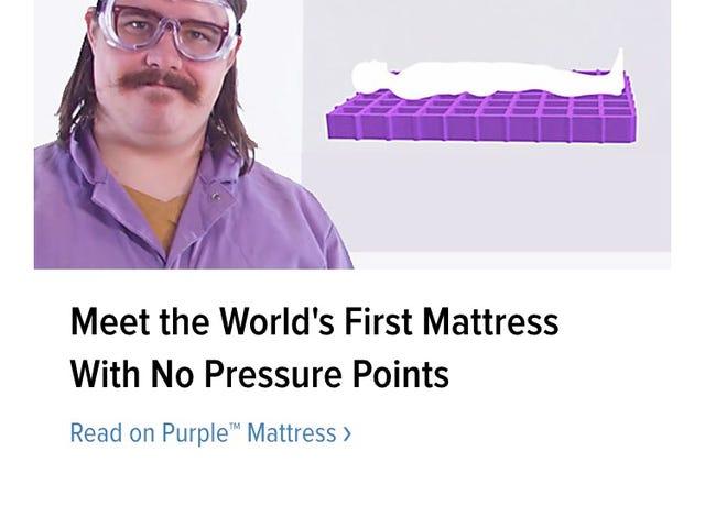 I now feel much safer choosing a mattress