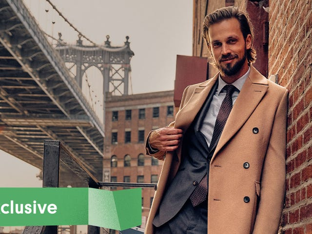 Indochino's Overcoats Are Just $295 For a Limited Time