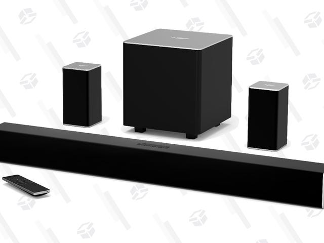 Enjoy March Madness In 5.1 Surround Sound For Just $129, No Receiver Required