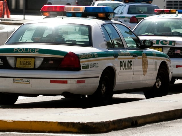 Miami-Dade Police Are Running Out Of Paper Traffic Tickets